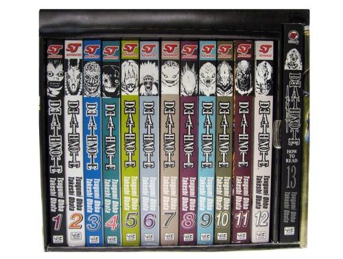 Death Note Manga Collection