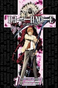 Death Note Vol 1 Boredom