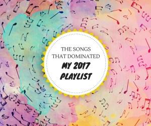 2017 Playlist