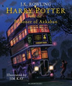 Harry Potter and the Prisoner of Azkaban illustrated