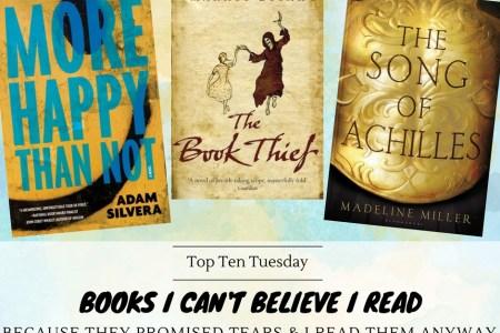 180130 TTT Books I Can't Believe I Read