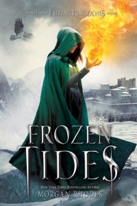 Frozen Tides by Morgan Rhodes
