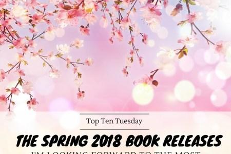 180320 TTT Spring 2018 Book Releases