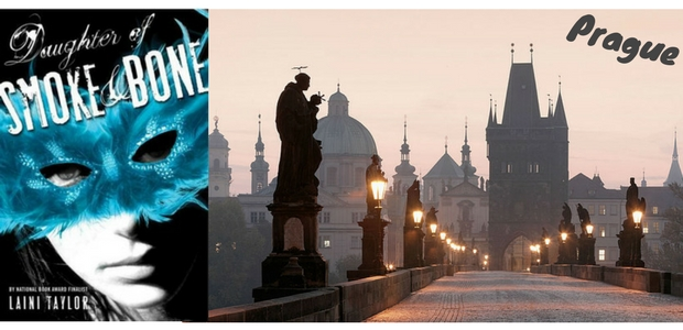 aughter of Smoke and Bone - Prague