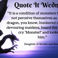 Daughter of Smoke and Bone by Laini Taylor {Quote It Wednesday}