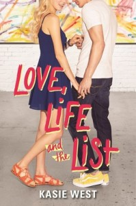 Love, Life and the List by Kasie West
