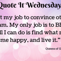 Queens of Geek by Jen Wilde {Quote It Wednesday}