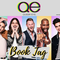 The Queer Eye Book Tag {Tag Thursday}