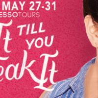 Blog Tour: Fake It Till You Break It by Jenn P. Nguyen {ARC Review & Give-Away}