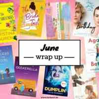 June 2019: The Month I Binged All The Romance Books, Went On An Organizing Spree & Listened to 4 Songs On Repeat {Monthly Wrap Up}