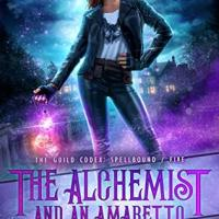 Mage Academy Monsters, Magic and Mistletoe, Oh My -- The Alchemist and an Amaretto by Annette Marie {ARC Book Review}