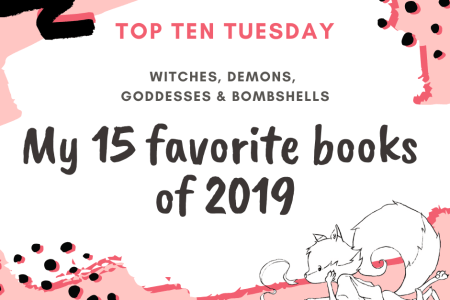 Favorite 2019 Books
