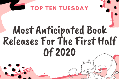 Most Anticipated 2020 Releases