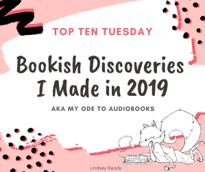 My ode to audiobooks