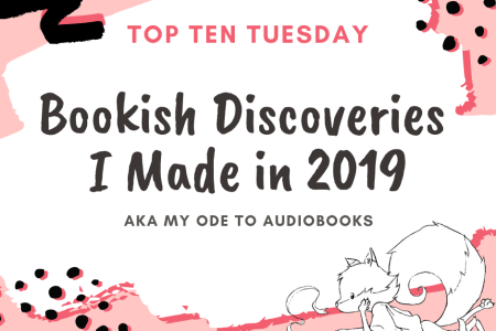 My ode to audiobooks