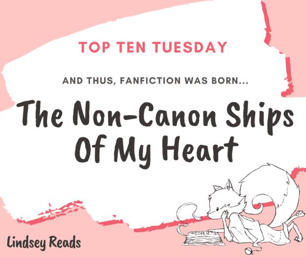 20200211 Non-Canon Ships of my heart
