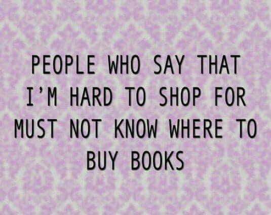 Signs you're a book lover