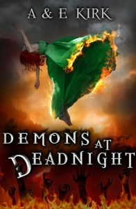 Demons at Deadnight by A Kirk