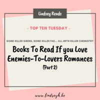 Books To Read If you Love Enemies-To-Lovers Romances Part 2