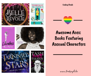 Awesome Aces: Books Featuring Asexual Characters