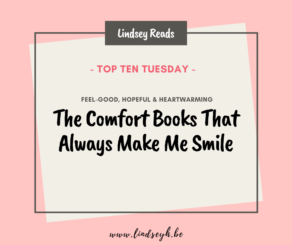 202007314 Books That Make Me Smile