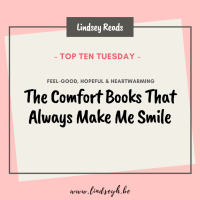 The Comfort Books That Always Make Me Smile {Top Ten Tuesday}