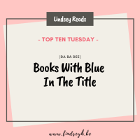 Books With Blue In The Title