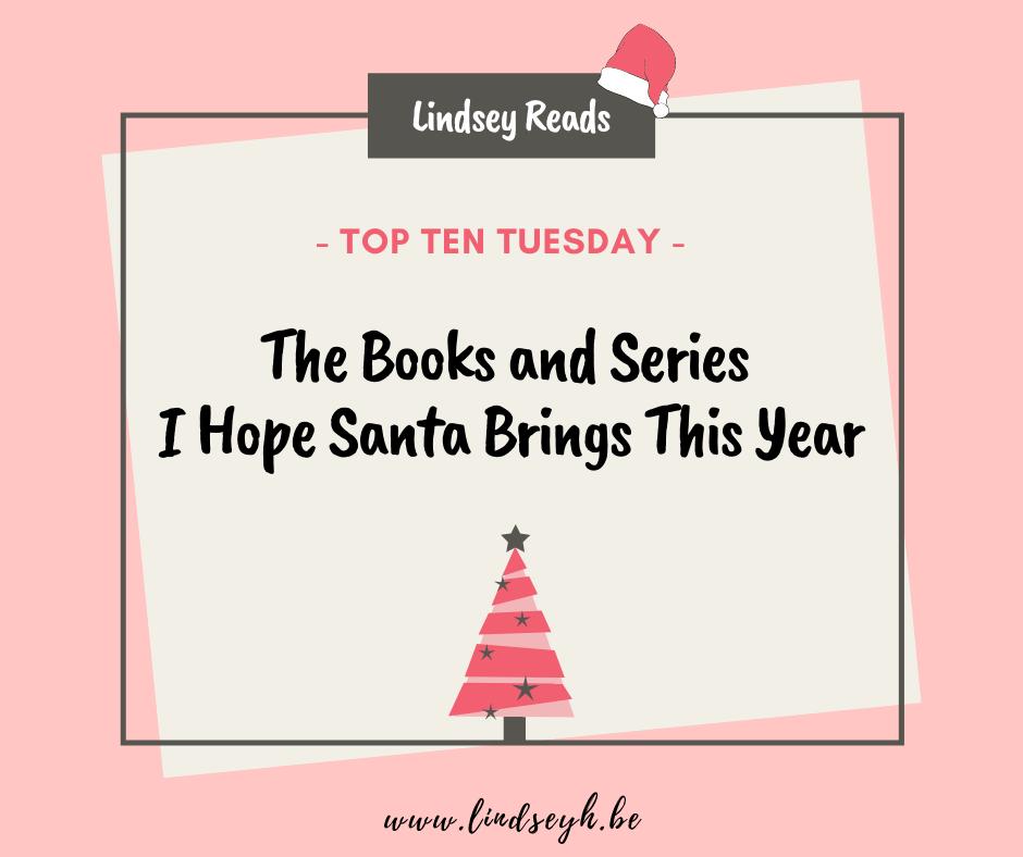20201222 Books I Hope Santa Brings This Year