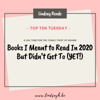 Books I Meant to Read In 2020 But Didn't Get To (YET!)