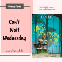 Under The Whispering Door by TJ Klune {Can't Wait Wednesday}