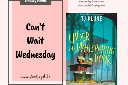 Can't Wait Wednesday - Under The Whispering Door