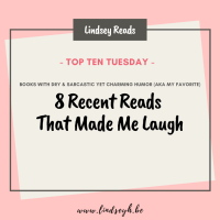 8 Recent Reads That Made Me Laugh