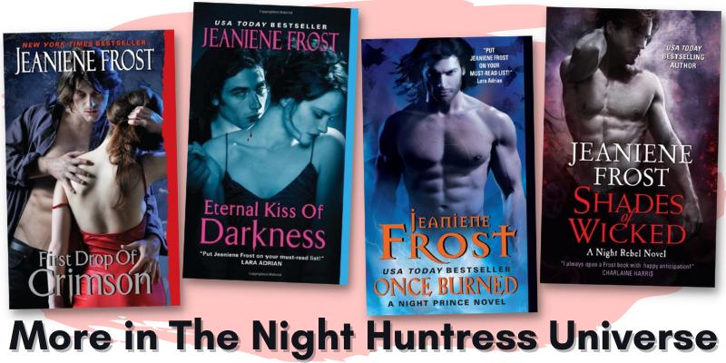 Night Huntress Universe