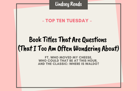 20210713 Book Titles That Are Questions