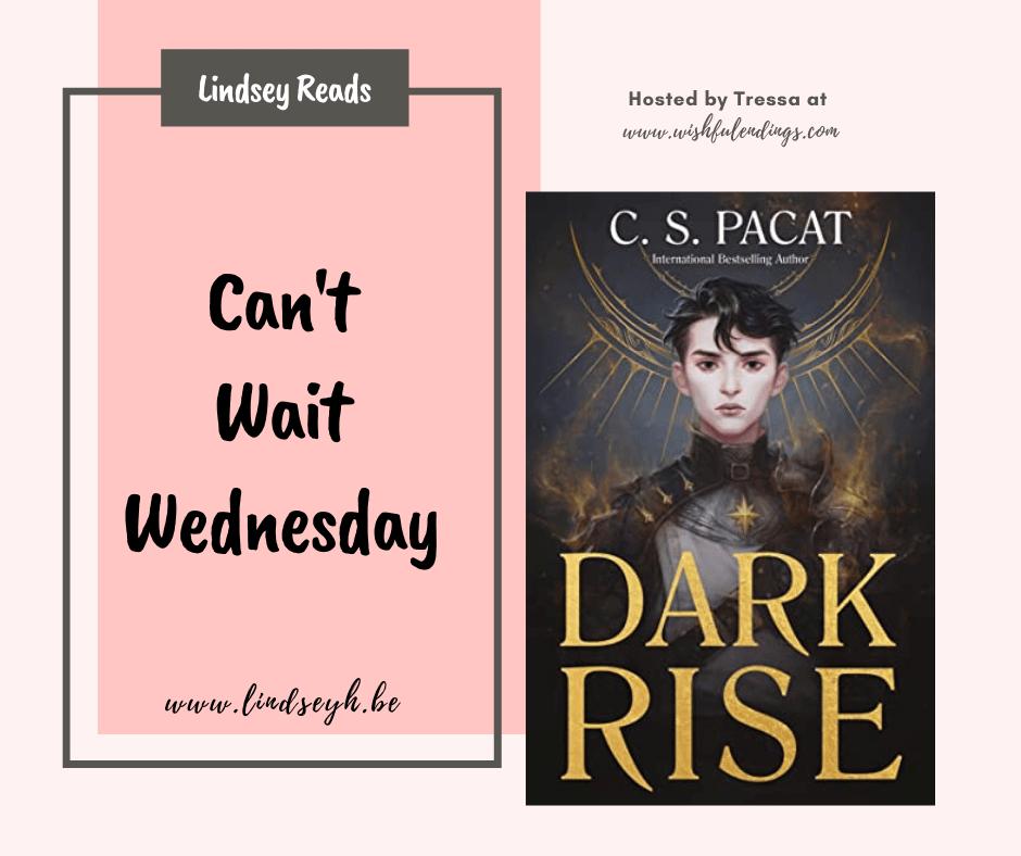 Can't Wait Wednesday - Dark Rise