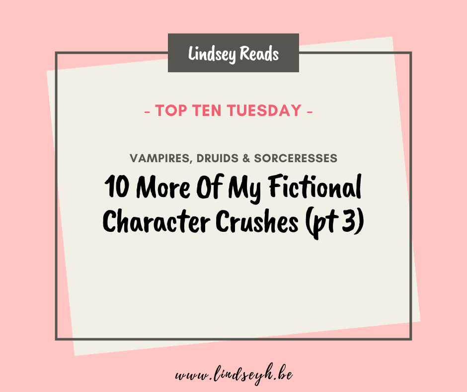 20210831 Fictional Crushes