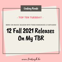12 Fall 2021 Releases On My TBR