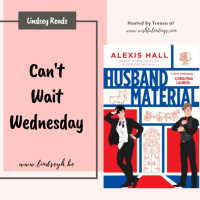 Husband Material by Alexis Hall {Can't Wait Wednesday}