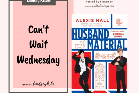 Can't Wait Wednesday - Husband Material
