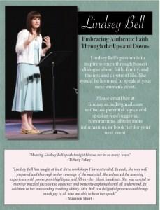 Lindsey Bell Speaker Information-Page 1