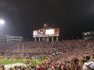 2009 Iron Bowl - Tuscaloosa, Alabama