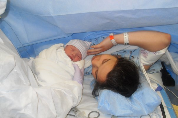 i'm an auntie!