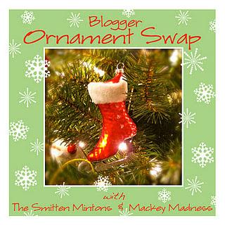 Blogger Ornament Swap
