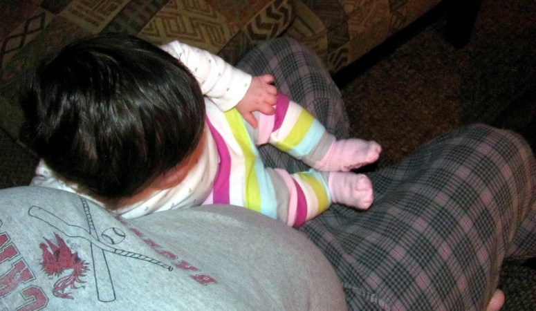 Baby Bump – Weeks 31, 32 & 33