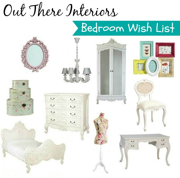 Out There Interiors Wish List