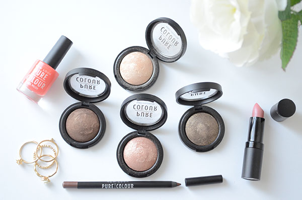 New Look Pure Colour Makeup Review