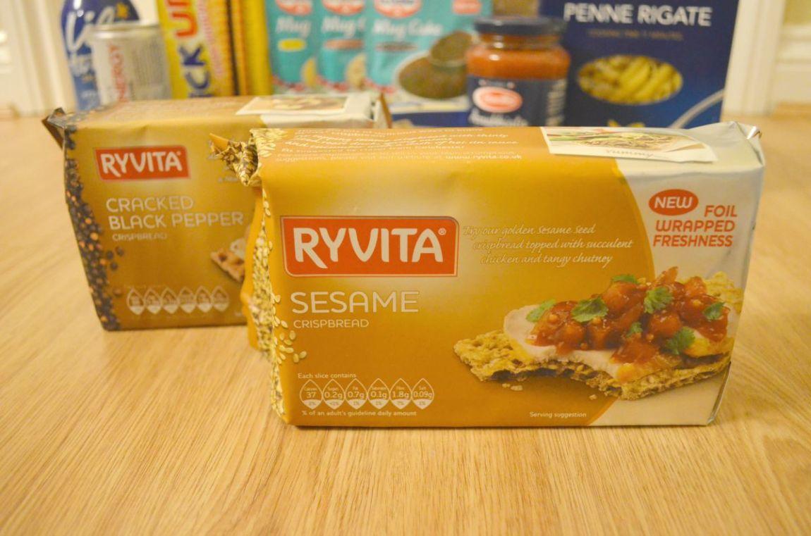 Ryvita Crispbread