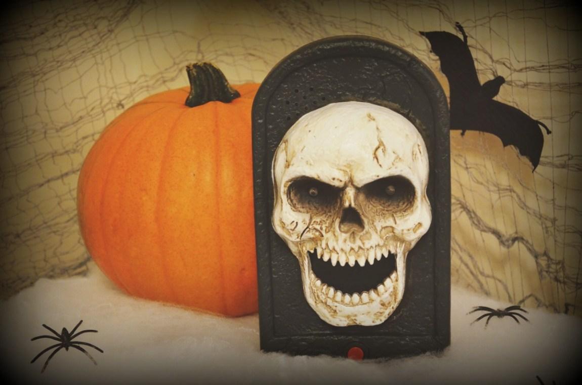 ALDI Halloween Doorbell