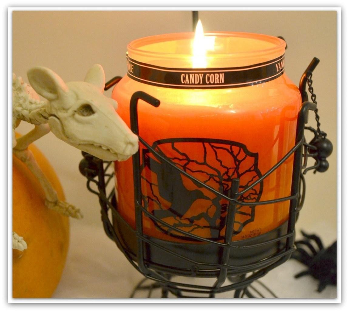 Candy Corn Yankee Candle 2015