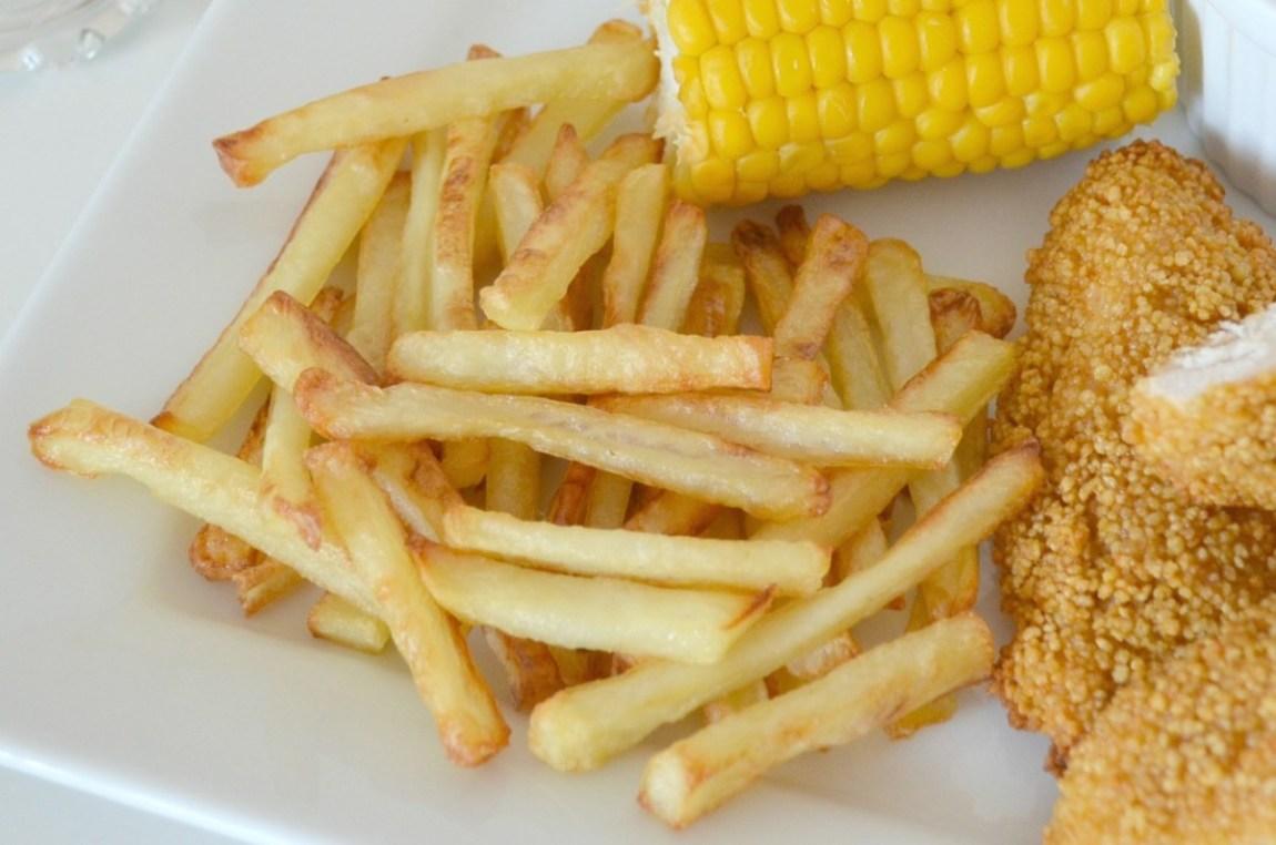 Homemade Slimming World Chips